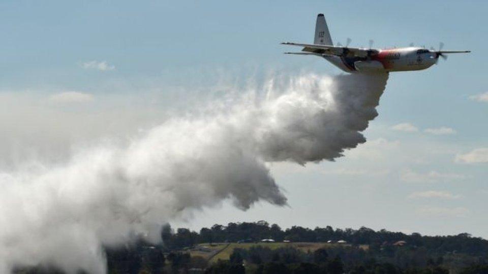 Australia Wildfire: Air tanker crash kills 3