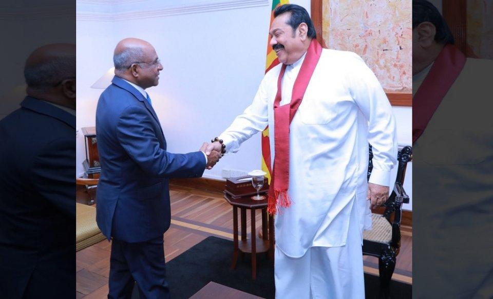 Sri Lankan PM to discuss 'Maldives' during India visit?