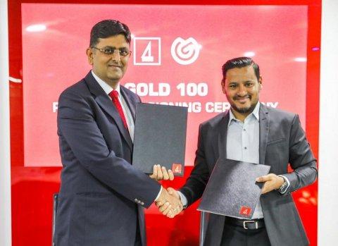 BML as Platinum Partner of Gold 100