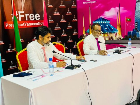 Opposition coalition passes a motion to expel President Solih