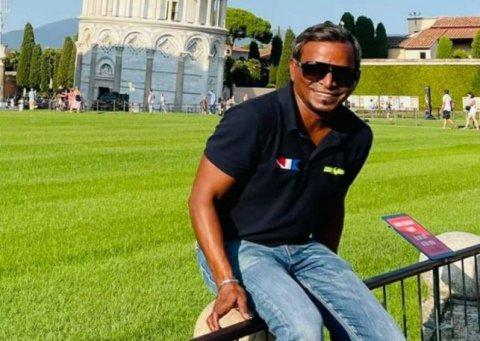 Maldivian murdered in Italy